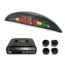 Wireless Audio Buzzer LED Display parking sensor Kit SB323-4